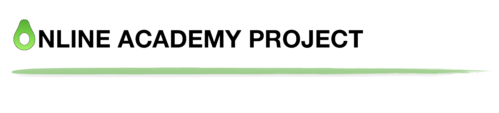 The Online Academy Project